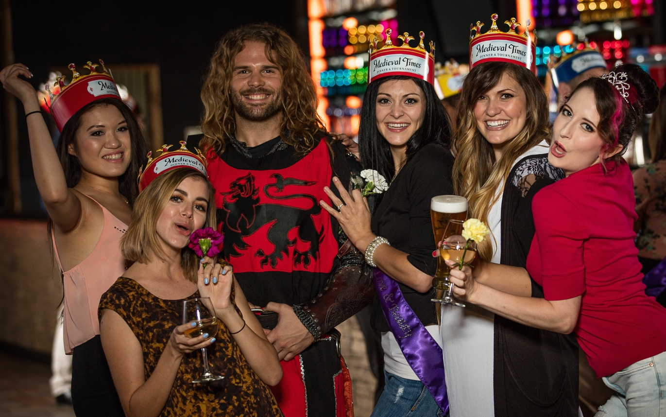 Unique Party Ideas Celebrate At Medieval Times Dinner Tournament